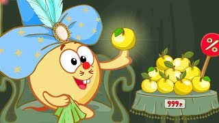 Золотое яблоко - Смешарики 2D. Азбука финансовой грамотности | ПРЕМЬЕРА 2018!