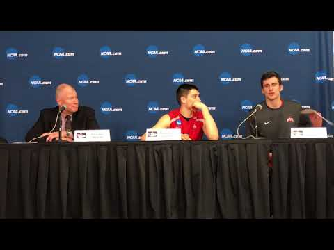Ohio State MVB Post-Match Media Conference (5/1/18)