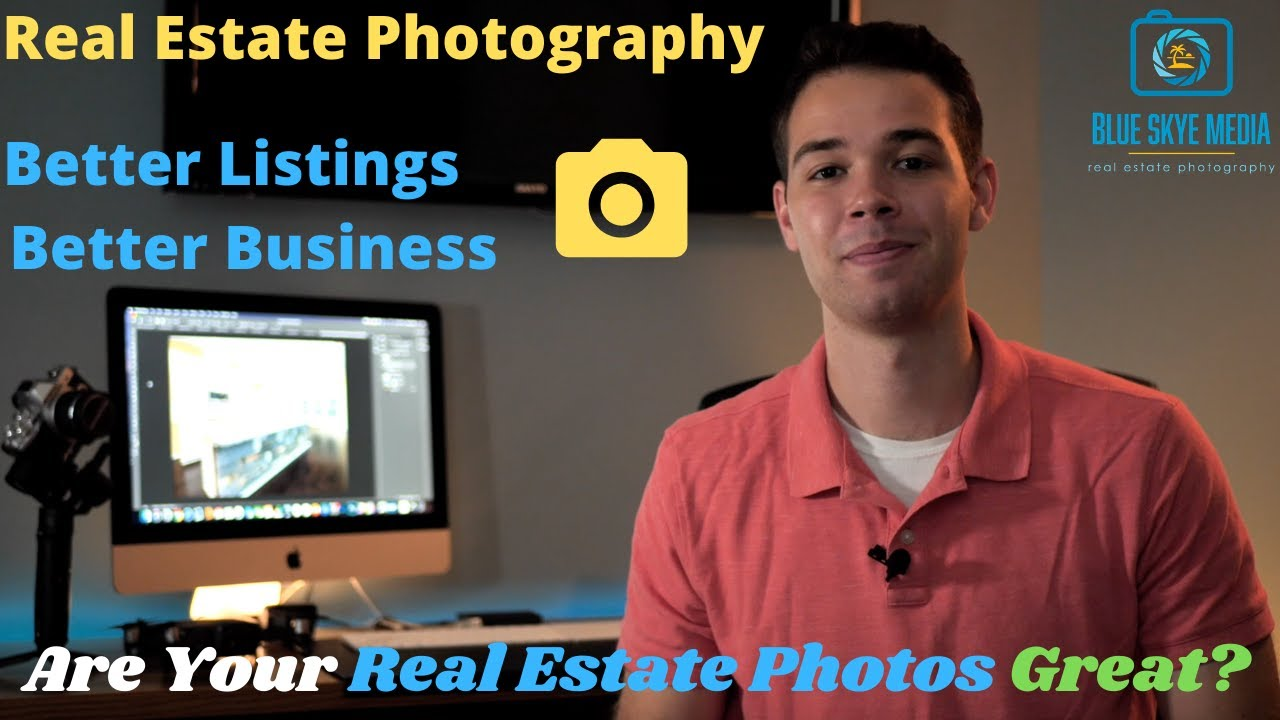 Homes with Professional Real Estate Photos Sell FASTER and for MORE MONEY
