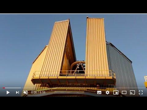 Visitare il Telescopio Nazionale Galileo alle Canarie - isola La Palma