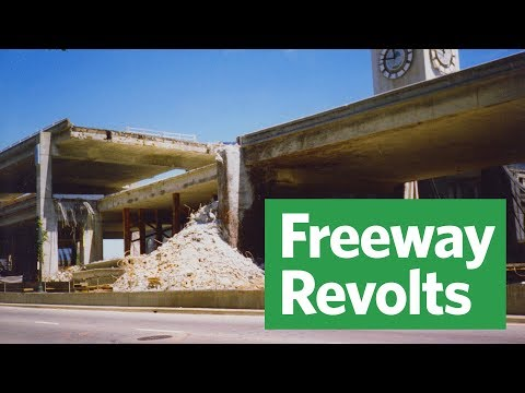 Freeways almost ruined San Francisco