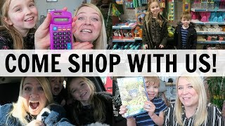 POUNDLAND COME SHOP WITH US & HAUL!