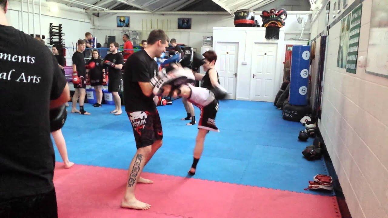 Pads 5 Elements Martial Arts Basildon Es