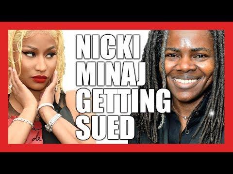 Nicki Minaj Sued by Tracy Chapman Mp3