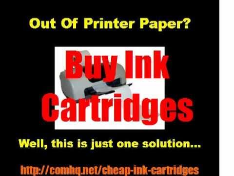 Buy Ink Cartridges | Buy Cheap Ink Cartridges Online!