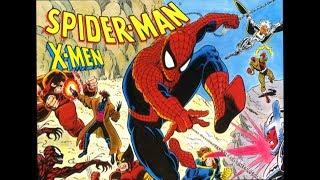 Spider Man And The X Men In Arcade S Revenge Sega Genesis Walkthrough Youtube