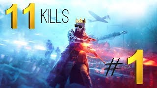 Battlefield 5 battle royal 11 kill game xbox one
