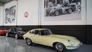 Jaguar E Type Series 1 ½   4 2 FHC 1968