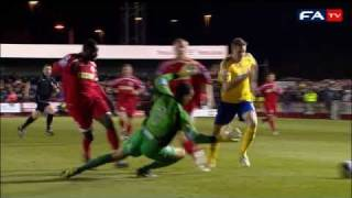Crawley Town 2 - 1 Derby | The FA Cup 3rd Round - 11/01/11