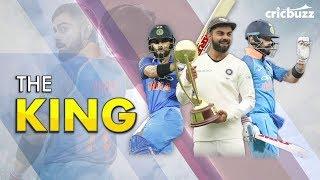 Kohli bags top three honours at 2018 ICC Awards