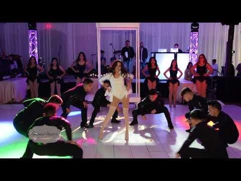 Best Surprise Quinceanera Dance Ever | Kayla Salazar