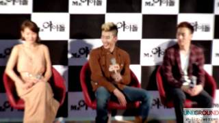 [Eng] 111008 Mr. Idol( @idol_2011 ) fanmeeting @LOTTE_CINEMA full ver.