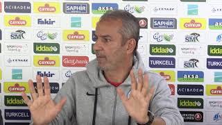 Fenerbahçe maçı öncesi Rizespor'dan hakem tepkisi İsmail Kartal