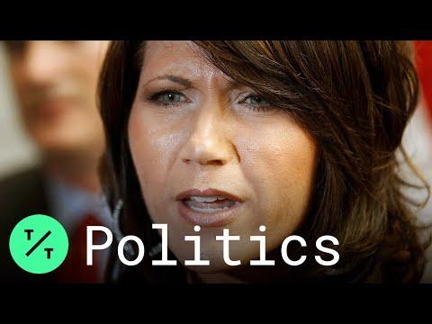 South Dakota Gov. Kristi Noem Launches 'Meth: We're On It' Ad Campaign