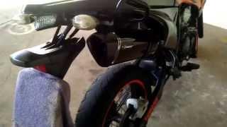 Yamaha XTZ 250 X Lander Motard W1P Personalizada
