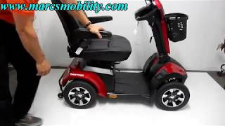 Drive Medical Panther 4 Wheel Fast Scooter 8MPH