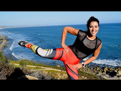 22 Min Abs and Glutes Workout   No Equipment Bodyweight Only
