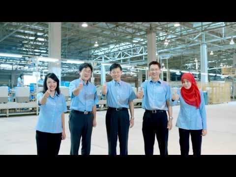 Sharp New Karawang Factory