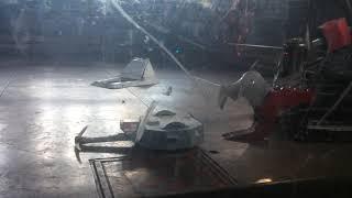 Extreme Robots Cheltenham 2018: Audacious Vs Backflip Vs Iron Strike