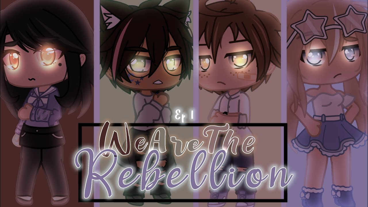 Download We're The Rebellion! Ep.1 | The Runaways | Voice Acted Gacha Club Series