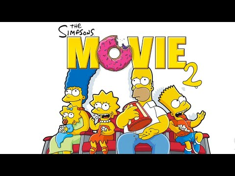The Simpsons Movie 2 Fan Made Youtube