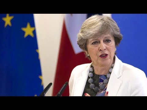 Theresa May: Statement to the European Council 20 October 2017