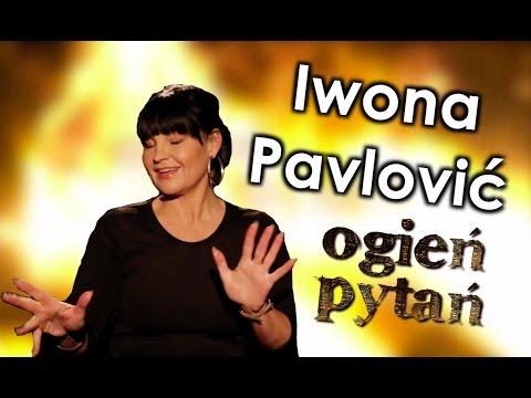Iwona Pavlović - Ogień pytań