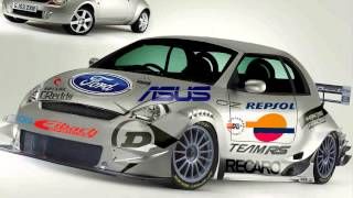 ford sport ka tuning cars