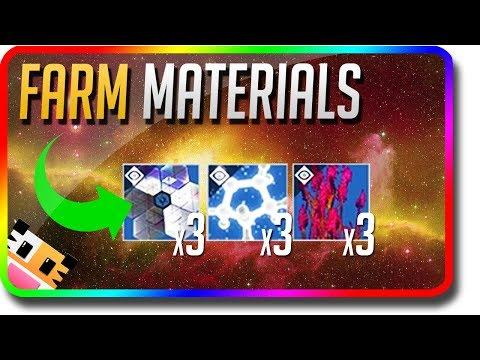 "Destiny 2 - Best Way to get ""Prophecy Offerings"" (Destiny 2 Vex Gun Forge Materials Farm)"
