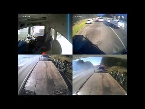 Australian Car Crash Compilation 3 - Dash Cam Owners Australia
