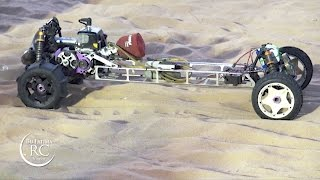 RC Drag Race 50 Meters   Gasoline Cars   Modified hpi bajas PART 1
