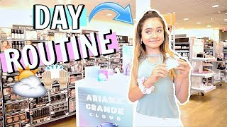 Day in my life | Day Routine + Unboxing clothing haul  ⛅🙌📦