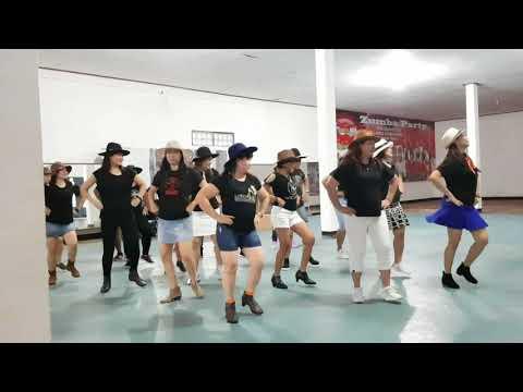 GLORIA DANCE CLUB/LINE DANCE/COWBOY YODEL