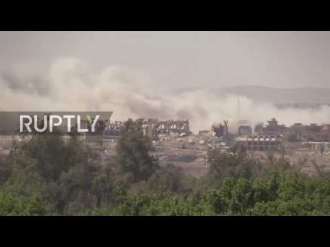 Iraq: Fighting continues near IS stronghold amid ongoing operations in Mosul
