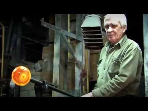 Производство хрустальных люстр в России