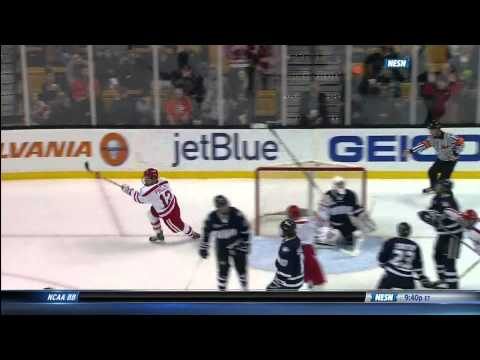 Hockey East Semifinal - New Hampshire vs. Boston University - 3/20/2015