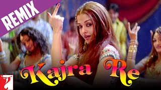 Download Kajra Re - Remix Song | Bunty Aur Babli | Abhishek Bachchan | Amitabh Bachchan | Aishwarya Rai MP3 song and Music Video