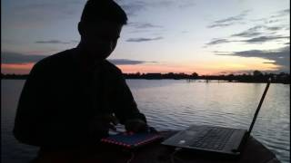 The Chainsmokers ft Coldplay - Something Just Like This (Launchpad Mini) Sunrise