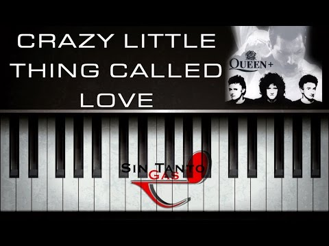 Crazy Little Thing Called Love / Piano / Parte 1 / Cover