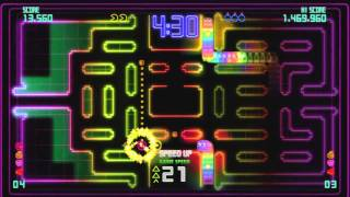 Muzzafuzza Plays - Pac-Man Championship Edition DX