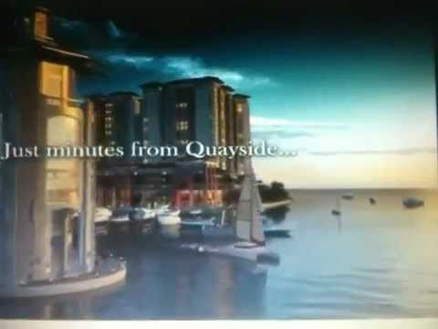 Penang luxury property - The Suites at Waterside