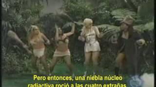 MADtv - Prehistoric Glamazon Huntress II (subtitulado)