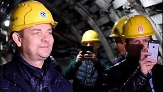 Zenon Martyniuk w Zabrzu, Sztolnia Królowa Luiza pokladykultury.eu 2019