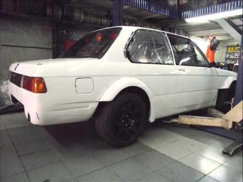 BMW GTA 320 E21/M42 Carupa Racing