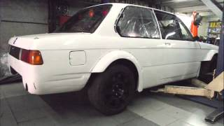BMW GTA 320 E21/M42 Carupa Racing