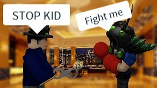 ROBLOX Trolling Hotel Groups (KICKED)