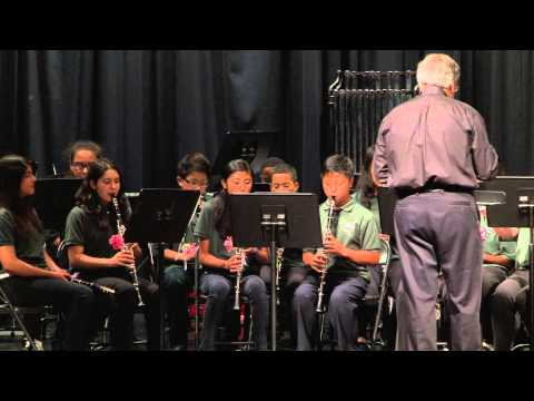 Delta Vista Middle School Spring Concert 2014 Part #13