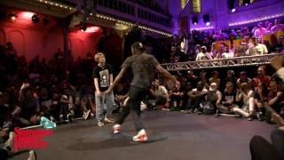 Kefton vs Maika 1ST ROUND BATTLES Hiphop Forever - Summer Dance Forever 2016