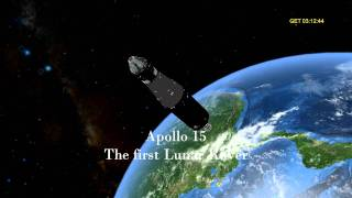 The Apollo-Program : An Orbiter Film with original footage