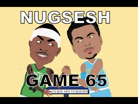 Nuggets vs Celtics - 12th March - Game #65 | Nug Sesh Review